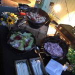 Catering Set Up - Private Event
