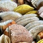 Selection Of Rolls And Wraps