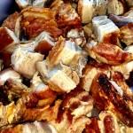 Crispy Crackling And Tender Pork Pieces